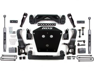 """7"""" 2007-2015 Toyota Tundra 4WD & 2WD Lift Kit by BDS Suspension"""