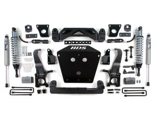 """4.5"""" 2007-2015 Toyota Tundra 4wd & 2wd Fox CoilOver Lift Kit by BDS Suspension"""