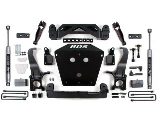 """4.5"""" 2007-2015 Toyota Tundra 4wd & 2wd Lift Kit by BDS Suspension"""