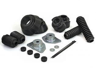 """2.5"""" 2003-2007 Jeep Liberty Leveling Kit by Daystar"""