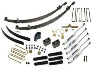 """4"""" 1974-1993 Dodge Ramcharger/Trailduster 4WD Deluxe Lift Kit  by Jack-It"""