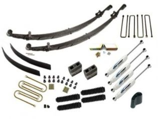 """4"""" 1974-1993 Dodge Ramcharger/Trailduster 4WD Budget Lift Kit  by Jack-It"""