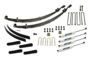 """2.5"""" 1974-1993 Dodge Ramcharger/Trailduster 4WD Budget Lift Kit  by Jack-It"""