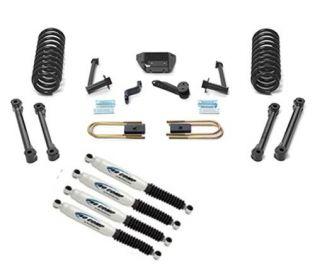 "6"" 2009-2012 Dodge Ram 3500 4wd (w/diesel engine) Budget Lift Kit by Jack-It"