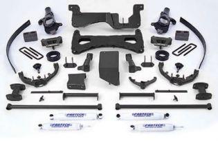 "8"" 2001-2006 Chevy Silverado 3500 4WD Performance Lift Kit by Fabtech"