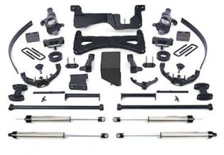 """8"""" 2001-2006 Chevy Silverado 2500HD 4WD Upgraded Performance Lift Kit by Fabtech"""