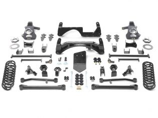 "6"" 2007-2014 Chevy Suburban 1500 4WD w/o AutoRide Lift Kit by Fabtech"