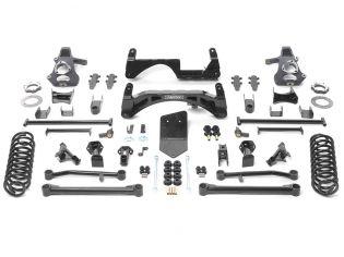 "6"" 2007-2014 GMC Yukon XL 1500 4WD w/o AutoRide Lift Kit by Fabtech"