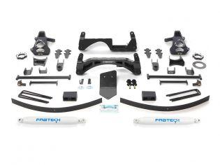 "6"" 2007-2013 GMC Sierra 1500 4WD Basic Lift Kit by Fabtech"