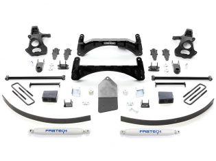 "6"" 2007-2013 GMC Sierra 1500 2WD Basic Lift Kit by Fabtech"
