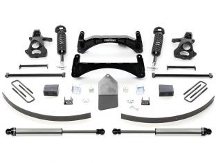 """6"""" 2007-2013 GMC Sierra 1500 2WD Performance Lift Kit w/ 2.5 CoilOvers by Fabtech"""