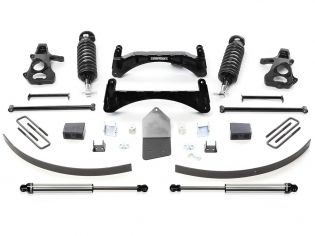 """6"""" 2007-2013 Chevy Silverado 1500 2WD Performance Lift Kit w/ 4.0 CoilOvers by Fabtech"""