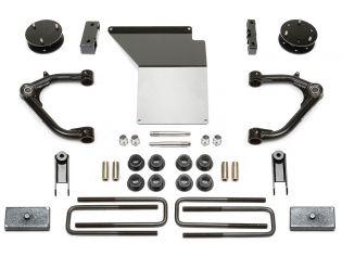 "4"" 2014-2018 GMC Denali 1500 4WD (w/cast steel factory arms) Uniball UCA Lift Kit by Fabtech"