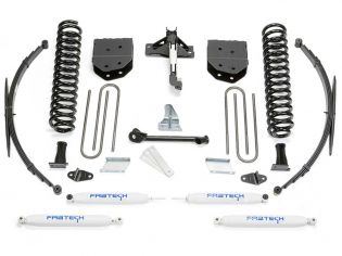 """8"""" 2008-2016 Ford F250/F350 4WD Lift Kit by Fabtech"""