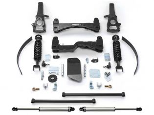 """6"""" 2006-2008 Dodge Ram 1500 4WD Performance Upgraded Lift Kit by Fabtech"""