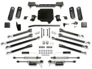 "3"" 2020-2021 Jeep Gladiator 4WD Crawler Lift Kit w/ Dirt Logic RESI Shocks by Fabtech"