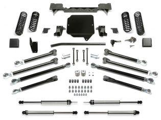 "5"" 2020-2021 Jeep Gladiator 4WD Crawler Lift Kit w/ Dirt Logic 2.25 Shocks by Fabtech"
