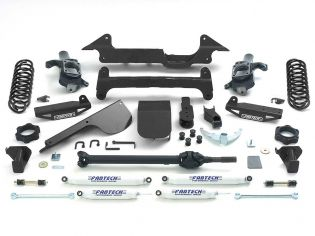 """6"""" 2003-2008 Hummer H2 (Coils) 4WD Lift Kit by Fabtech"""