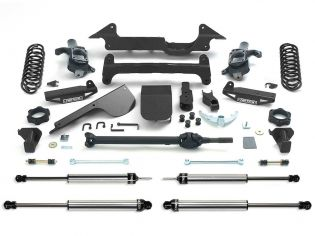 """6"""" 2003-2008 Hummer H2 (Coils) 4WD Upgraded Lift Kit by Fabtech"""