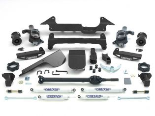 """6"""" 2003-2005 Hummer H2 (OE Air Bags) 4WD Lift Kit by Fabtech"""