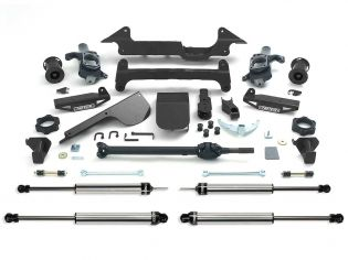 """6"""" 2003-2005 Hummer H2 (OE Air Bags) 4WD Upgraded Lift Kit by Fabtech"""