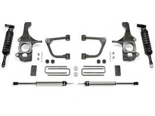 "4"" 2007-2015 Toyota Tundra Uniball Lift Kit w/ DirtLogic Shocks by Fabtech"