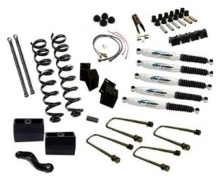 """5"""" 1976-1977 Ford Bronco 4WD Deluxe Lift Kit  by Jack-It"""