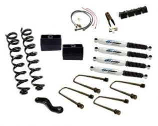 """5"""" 1976-1977 Ford Bronco 4WD Budget Lift Kit  by Jack-It"""