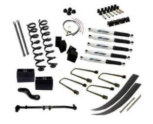 """7"""" 1976-1977 Ford Bronco 4WD Deluxe Lift Kit  by Jack-It"""