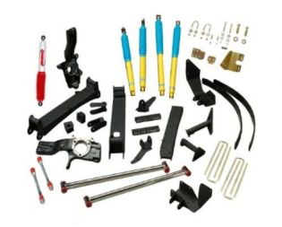 """5"""" 1997-2003 Ford F150 (w/ 4R70W trans.) 4WD Deluxe Lift Kit  by Jack-It"""