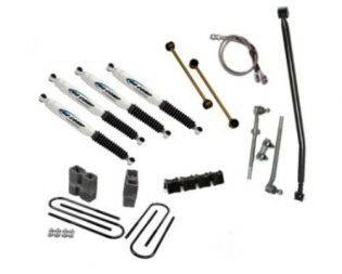 """9"""" 1978-1979 Ford Bronco 4WD Budget Lift Kit  by Jack-It"""