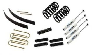 """1.5-2"""" 1966-1972 Ford F150 4WD Budget Lift Kit  by Jack-It"""