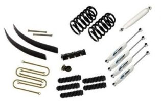 """1.5-2"""" 1973-1975 Ford F150 4WD Deluxe Lift Kit  by Jack-It"""