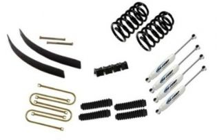 """1.5-2"""" 1973-1975 Ford F150 4WD Budget Lift Kit  by Jack-It"""