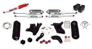 """6"""" 1981-1996 Ford F150 4WD Deluxe Lift Kit  by Jack-It"""
