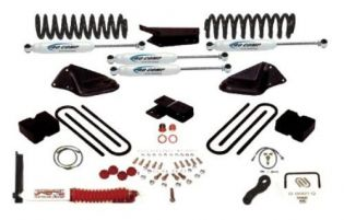 """6"""" 1981-1996 Ford Bronco 4WD Deluxe Lift Kit  by Jack-It"""