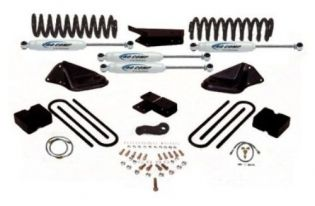 """6"""" 1981-1996 Ford Bronco 4WD Budget Lift Kit  by Jack-It"""