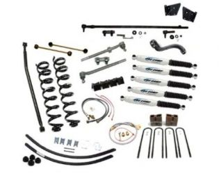 """9"""" 1976-1977 Ford F150 4WD Deluxe Lift Kit by Jack-It"""