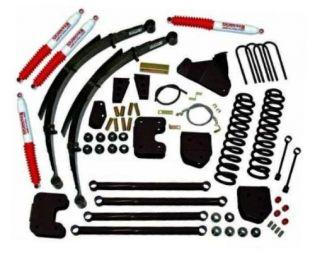 """8"""" 2005-2007 Ford F250/F350 4WD Budget Lift Kit  by Jack-It"""