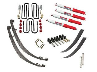 """4"""" 1966-1977 Ford F250 High Boy 4WD Budget Lift Kit  by Jack-It"""
