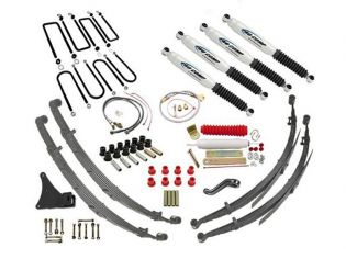 """3-4"""" 1986-1998 Ford F350 Solid Axle 4WD Premium Lift Kit  by Jack-It"""