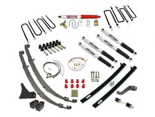 """5-6"""" 1986-1998 Ford F350 Solid Axle 4WD Deluxe Lift Kit  by Jack-It"""