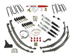 """5-6"""" 1986-1998 Ford F350 Solid Axle 4WD Premium Lift Kit  by Jack-It"""