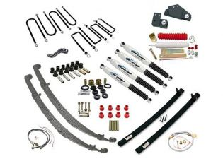 """6"""" 1980-2/1987 Ford F250/F350 4WD Deluxe Lift Kit  by Jack-It"""