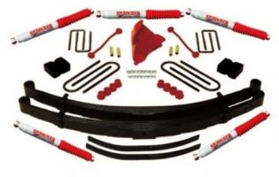 """6"""" 2000-2004 Ford F250/F350 4WD Deluxe Lift Kit  by Jack-It"""