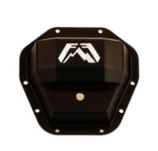 F250 / F350 Super Duty 1999-2010 Ford Dana 60 Diff Cover - Fab Fours P1350 by Fab Fours