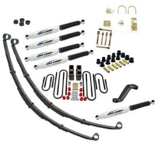 """2.5"""" 1967-1972 Chevy 1/2 & 3/4 ton Pickup 4WD Deluxe Lift Kit by Jack-It"""