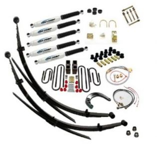 """6"""" 1967-1972 Chevy Suburban 1/2 & 3/4 ton 4WD Deluxe Lift Kit by Jack-It"""