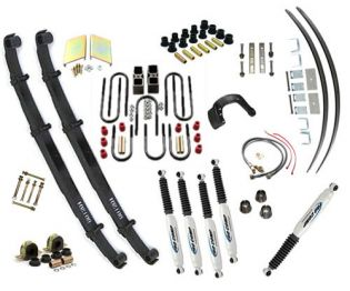 """8"""" 1967-1987 Chevy Blazer 4WD Deluxe Lift Kit by Jack-It"""