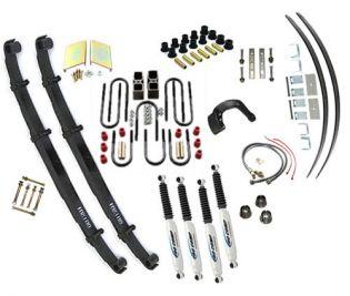 """8"""" 1967-1987 Chevy Blazer 4WD Budget Lift Kit by Jack-It"""